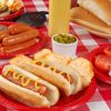 Summer is the prime time during which Americans consume hot dogs, a survey found.