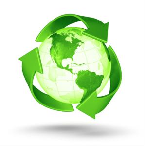 How can a sustainable supply chain improve efficiency?