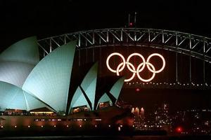 Sydney's Olympic Park remains a large draw