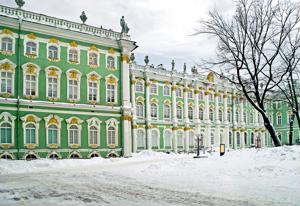 Sleep in a St. Petersburg palace