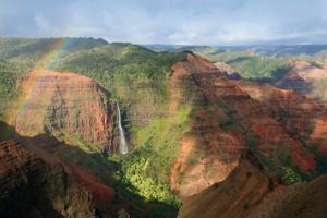 Take in the Beauty of Hawaii at Waimea Canyon