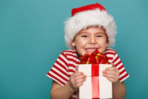 Teach your child the gift of giving
