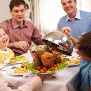 Thanksgiving Day is a time to spend with family, not to put out the flames.