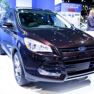 The Ford Escape is the most popular car for thefts in recent years.