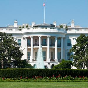 The White House, the first one built in 1790, is worth approximately $395 million.