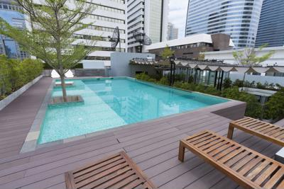 The best hotel pools in LA