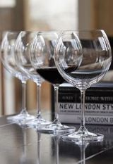 The perfect pairing: Finding the right wine glasses for your Sonoma home