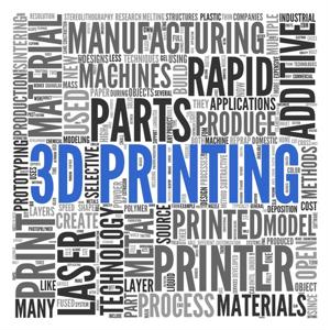 3-D printing: The coolest trend in tech