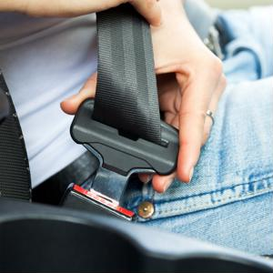 Those riding in vehicles who don't buckle up could end up cited with a ticket.