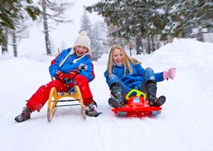 Tips for safe sledding this winter