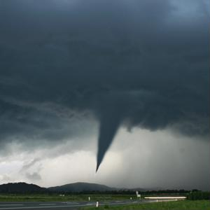Tornadoes are arguably the most destructive weather force.