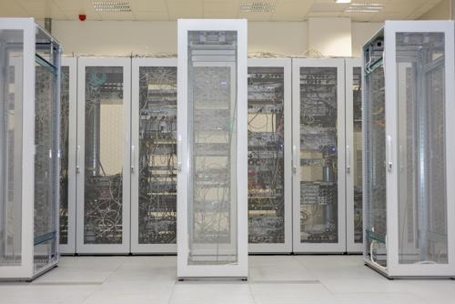 Total number of data centers expected to decline