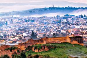 Visiting Morocco's imperial cities