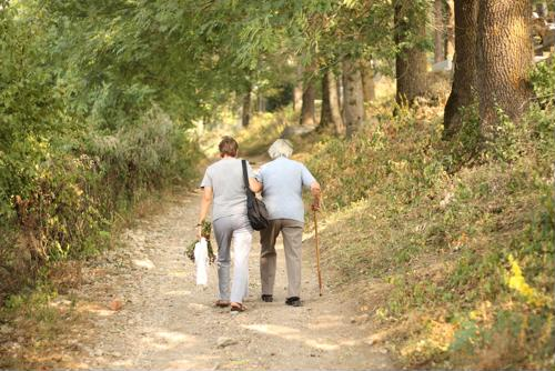 Walking may prevent hip fractures in men