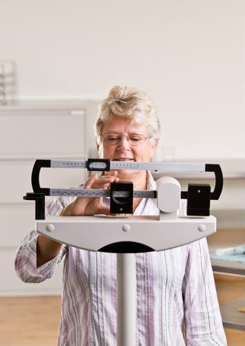 Weight loss may boost physical function for joint replacement patients.