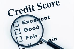 What doesn't affect a credit score?