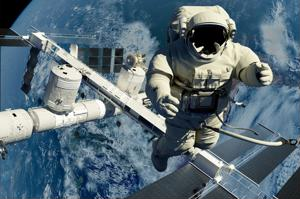Expanding the supply chain to outer space