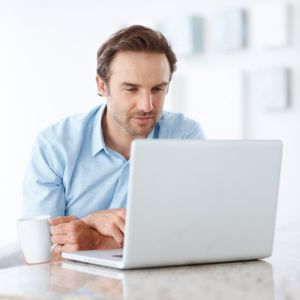 Work-from-home policies are becoming more commonplace at many companies.