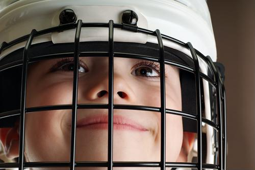 Young hockey players may be in danger of dealing with permanent brain damage.