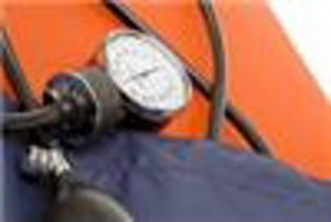A two-arm blood pressure check may be better than one arm.