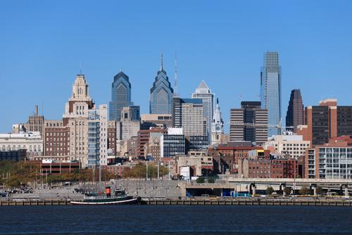Appreciate Philadelphia landmarks in a whole new light