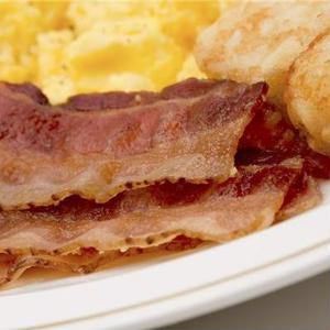 Bacon is delicious, but oh my is it bad for you.