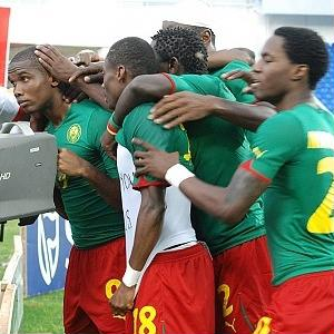 Cameroon wins first World Cup qualifier against Congo