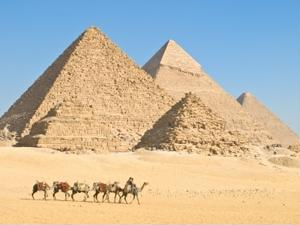Egypt was ranked number on in top vacation spots for 2011. - Egypt Travel News