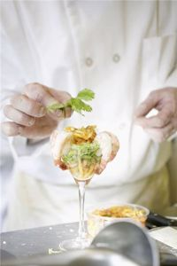 Foodies may enjoy the cuisine of a chef who holds two Michelin stars - Italy Travel News