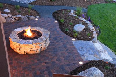 Give your Sonoma yard some fire and water