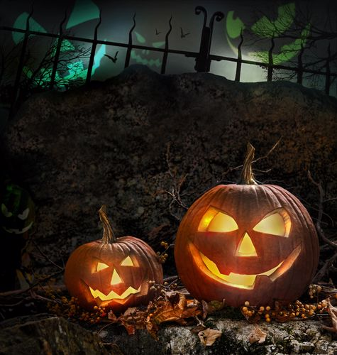 Halloween-themed events abound throughout October