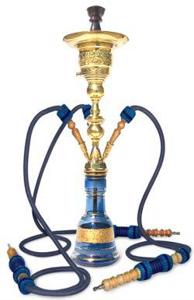 Hookahs can be very bad for health.