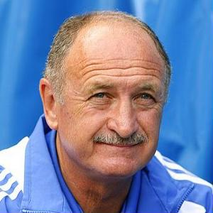 Luiz Felipe Scolari back with Brazil, gearing up for the World Cup