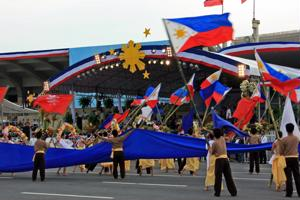Philippine Independence Day celebrations kick off in a few hours