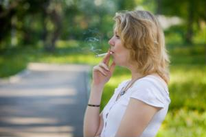 Smokers will end up paying more for health and life insurance.