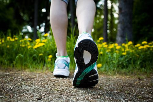 Sneakers are the key to healthy running