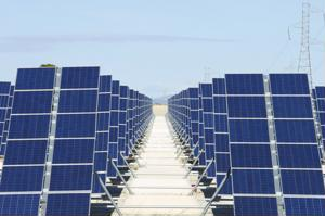 Solar plants create jobs