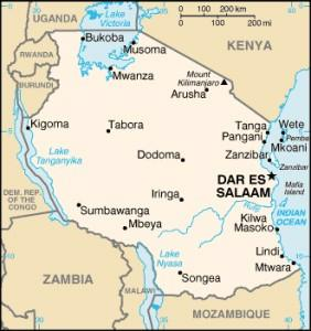 Tanzania Takes On New Nickel Mining Project With Help From IFC - Where is tanzania located