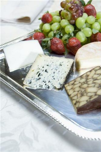 Taste gourmet cheese at a few of Monterey's restaurants and shops