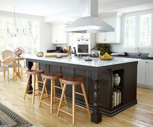 Custom Kitchen Island Ideas on Three Great Uses For Your Kitchen Island