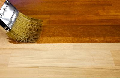 Under the rug: the benefits of painting a floor