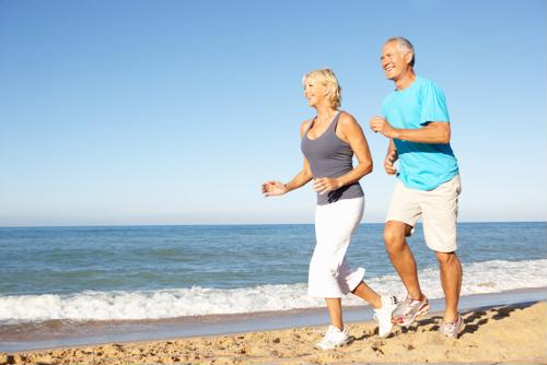 Weight-bearing exercises may help protect the bones from osteoporosis.