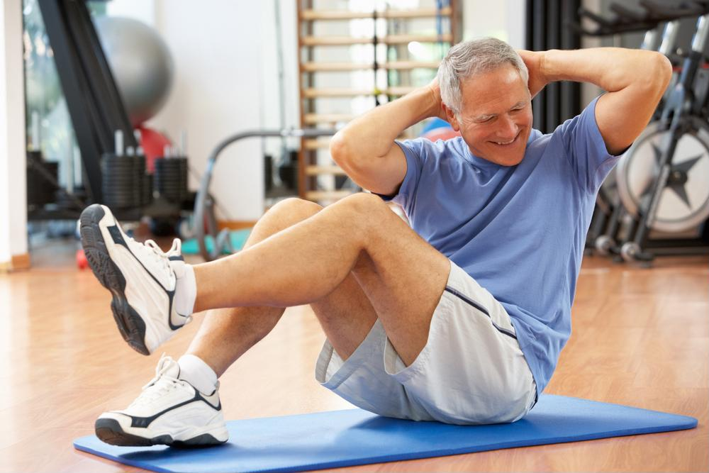 Exercise reduction increases dementia risks