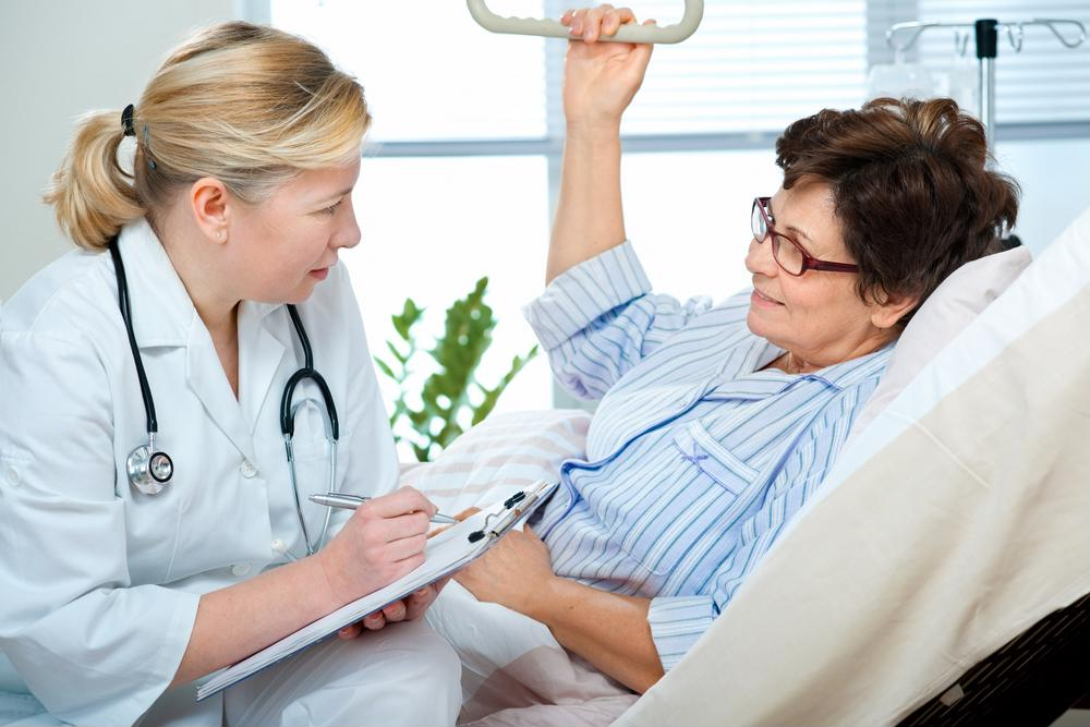 Elderly hip fractures may never fully heal