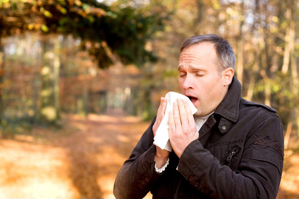 Protecting seniors from spring allergies