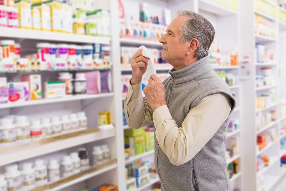 When do seniors need their flu shots?