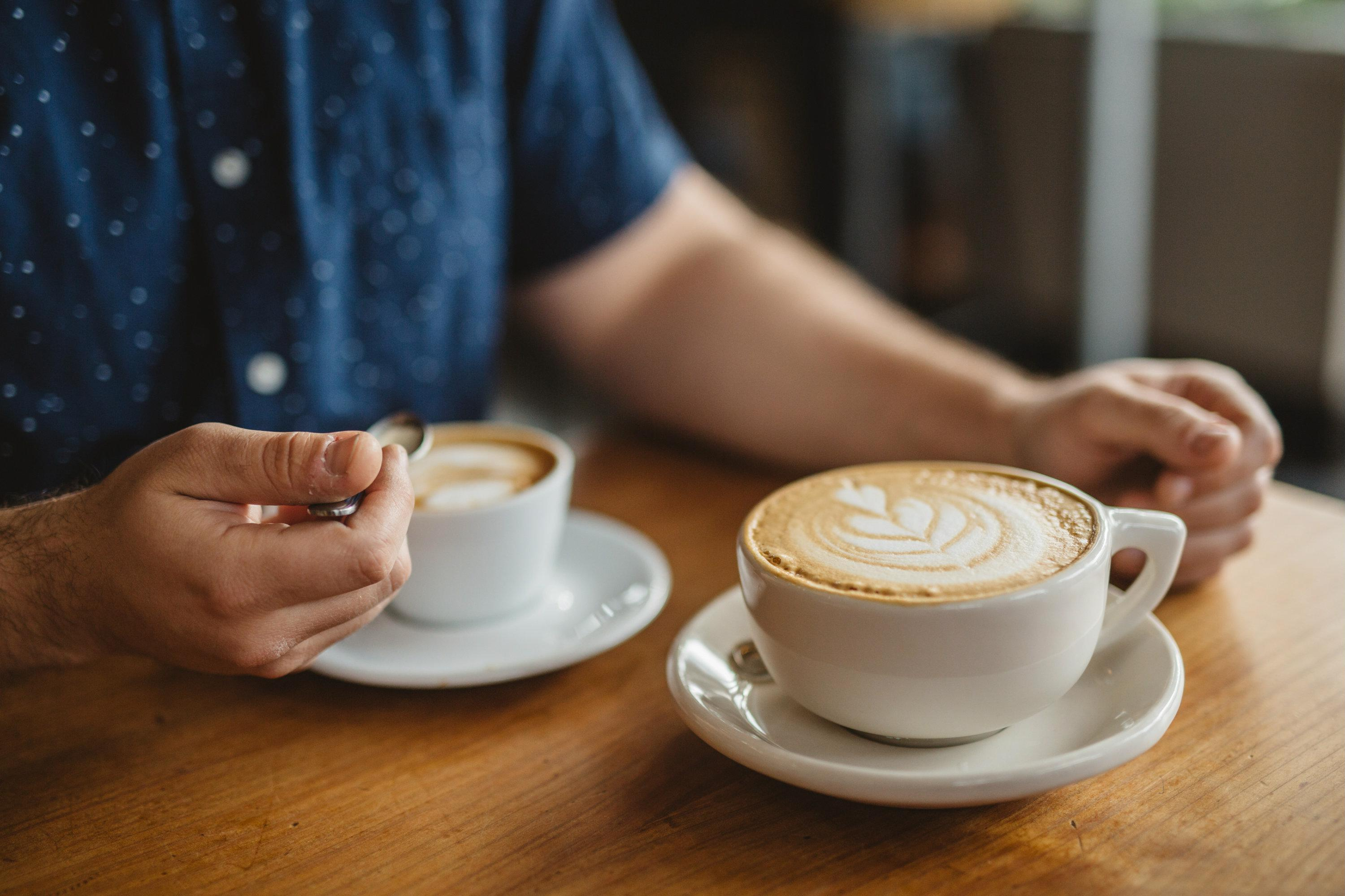 Frequent coffee consumption proves beneficial