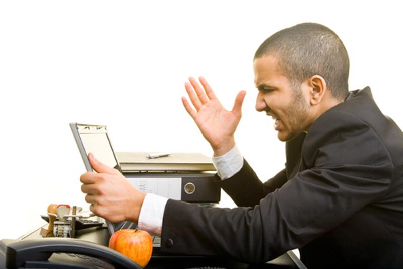 Slow technology will frustrate employees