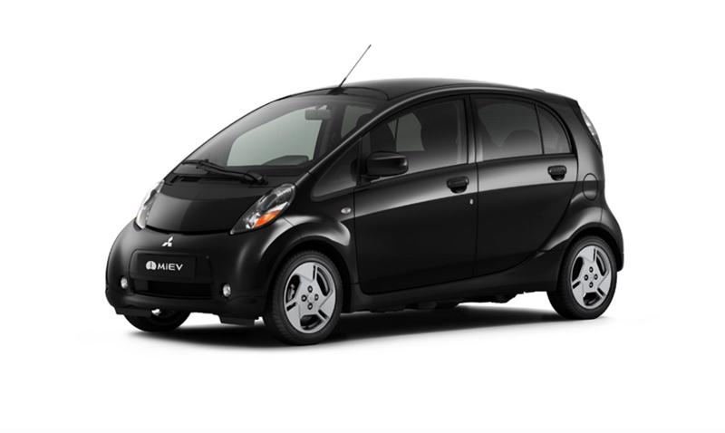 The unique design may be the only appealing thing about the i-MiEV.