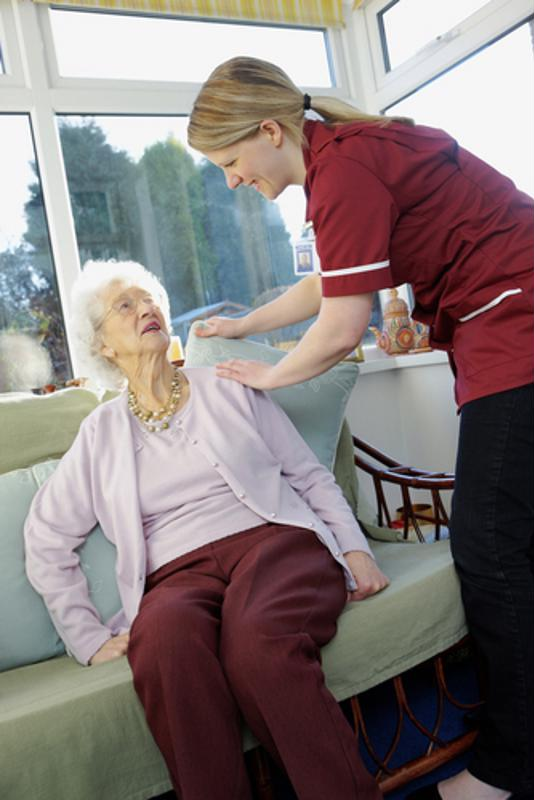 Lifting patients is a common cause of injury in the workplace for nurses.